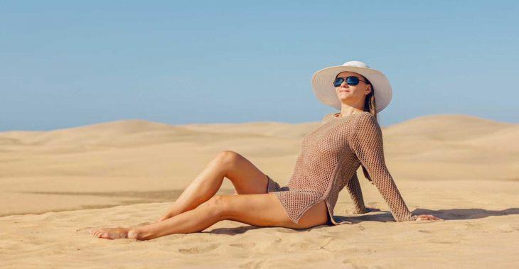 5 consejos para proteger la piel de lesiones por el sol extremo de las vacaciones